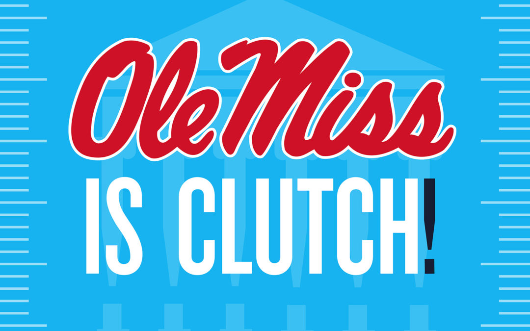 Ole Miss Partners with Clutch! for Reserved Gameday Parking