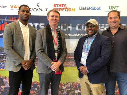 Clutch! Wins Start Up Competition At USA Sports Tech World Series